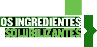 Listerine ingredientes solubilizantes
