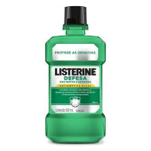 LISTERINE® Defesa dos Dentes e Gengivas